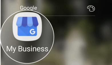 Google My Business App Icon